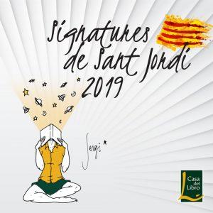 Signatures Sant jordi 2019