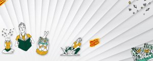 Ilustraciones Sant Jordi