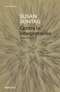 contra la interpretacion