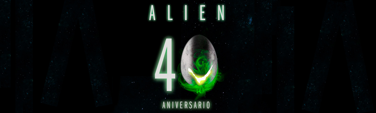 40 Aniversario Alien