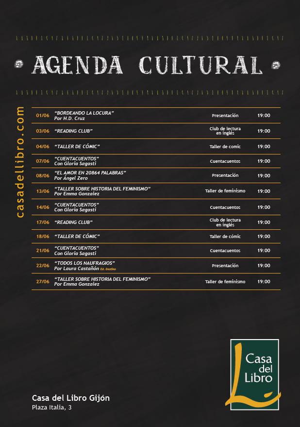 eventos culturales junio gijón