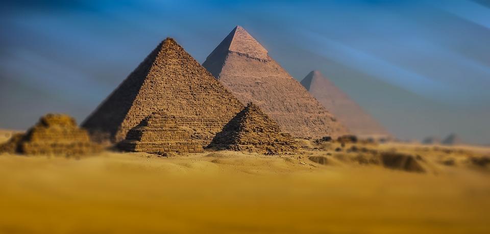 Libros recomendados para visitar egipto