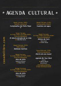 Eventos culturales junio centro comercial Xanadú