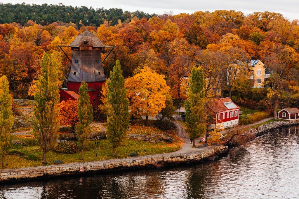 Isla del archipiélago de Estocolmo