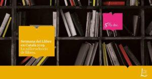 Setmana del Llibre en Català 2019