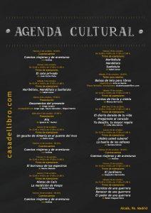 AGENDA-CULTURAL-MADRID_LIBRERÍA GOYA
