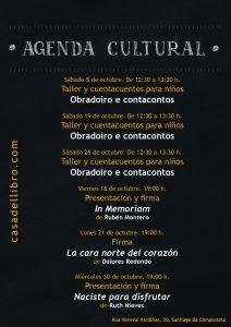AGENDA-CULTURAL-SANTIAGO DE COMPOSTELA