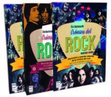 Estuche crónica del rock