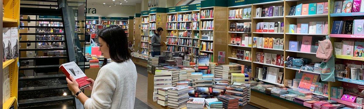 Casa del Libro cumple diez años en Málaga