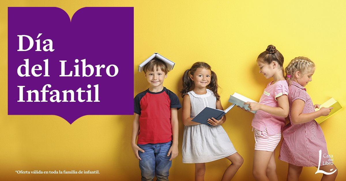 día internacional libro infantil