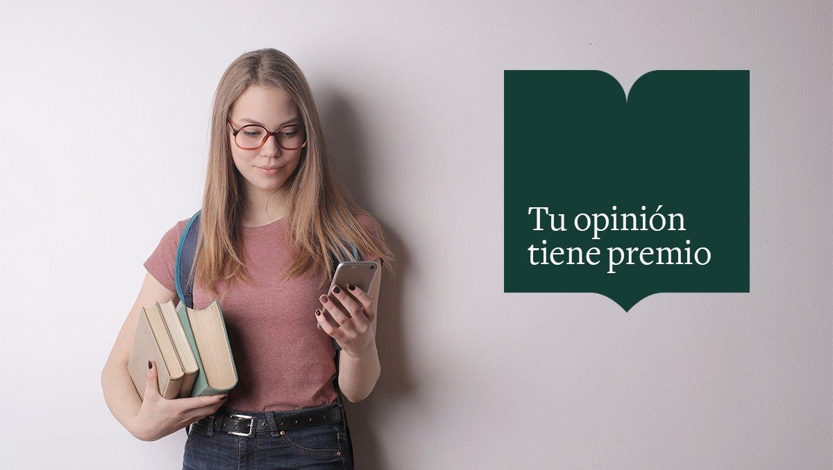 Opinar sobre libros con regalo