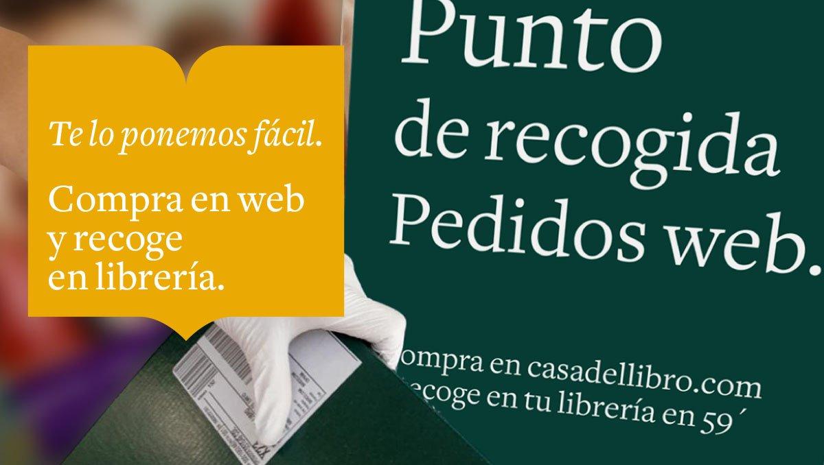Libros online con recogida en librería