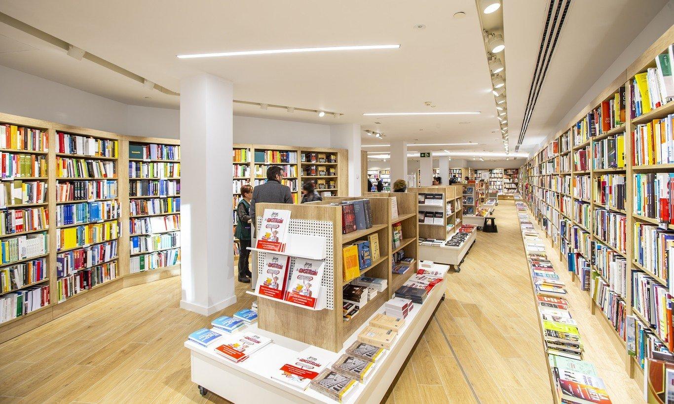librería casa del libro